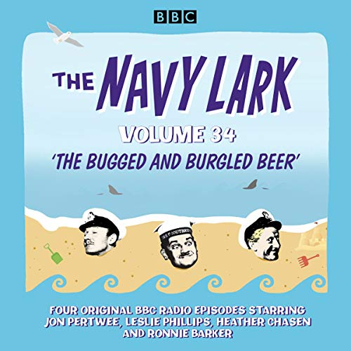 The Navy Lark: Volume 34 cover art
