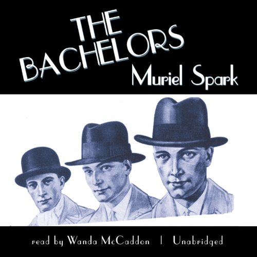 The Bachelors audiobook cover art