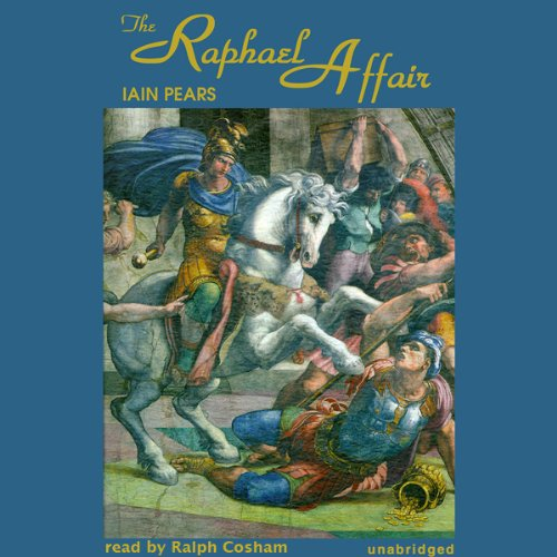 The Raphael Affair audiobook cover art