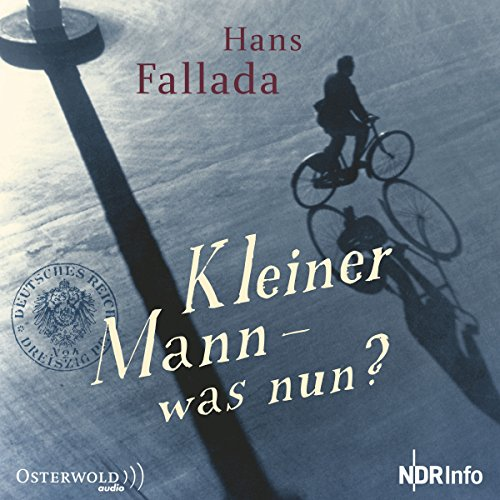 Couverture de Kleiner Mann - was nun?