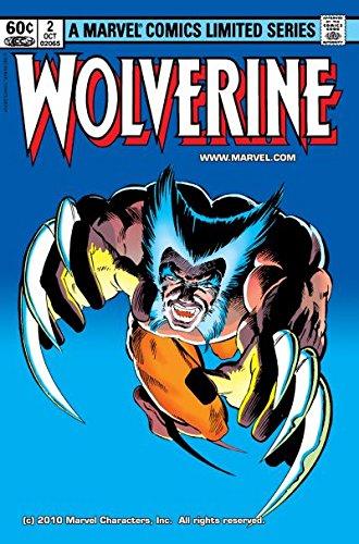 Wolverine (1982) #2 (of 4) (English Edition)