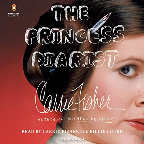 Couverture de The Princess Diarist