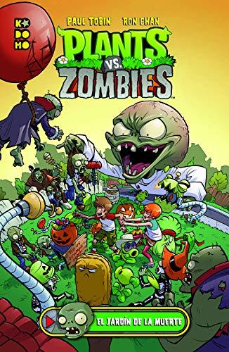 Plants Vs. Zombies: El Jardín De La Perdición