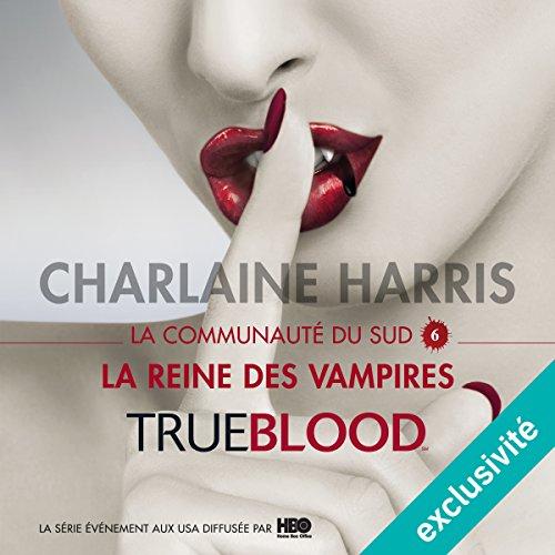 La reine des vampires audiobook cover art