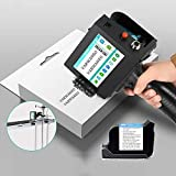 Portable Handheld Inkjet Printer, Upgraded Quick-Drying Intelligent Printer with HD LED...