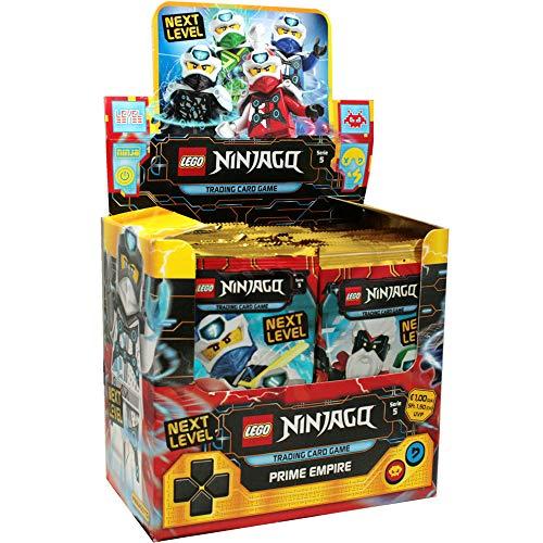 Lego 180965 Ninjago Serie V Next Level - Pantalla con 50 Booster