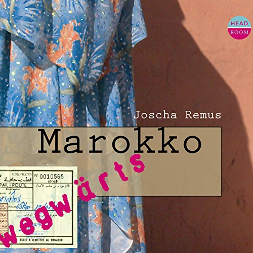 Marokko audiobook cover art