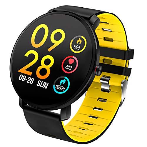 Fitness Tracker Relojes Inteligentes Para Teléfonos Android IOS, IP68 A Prueba De Agua Con Llamada Bluetooth Reloj Inteligente Con Monitor Presión Arterial Frecuencia Cardíaca, Para Hombres Y Mujere