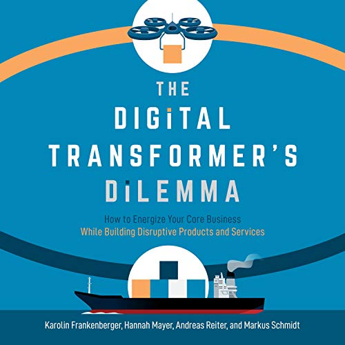 『The Digital Transformer's Dilemma』のカバーアート
