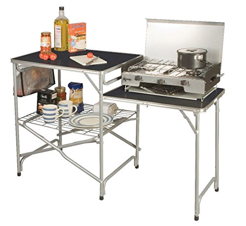 Kampa Colonel Field Kitchen Camping Equipment