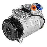 SucceBuy Compresseur Climatisation Auto Durable Pour MER-CE-DES W203, W204 Classe C, Classe E, Classe G, Classe S, Sprinter 2-T Bus