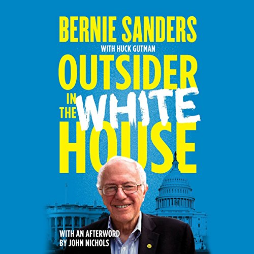 Outsider in the White House cover art
