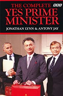 The Complete Yes Minister by Jonathan Lynn Antony Jay(1989-06-01)