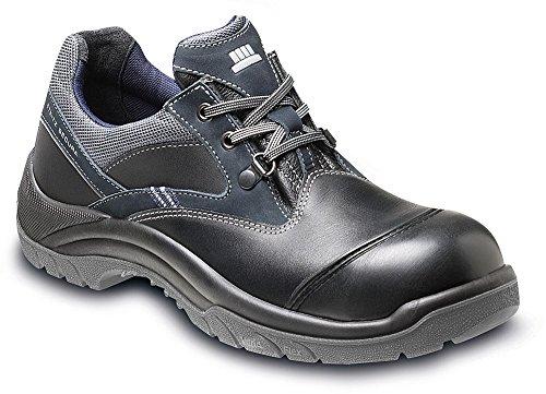 STEITZ SECURA Sicherheits-Halbschuh Sicherheits-Schuh Arbeitsschuh VX 453 BAU Perbunan - S3 - Weite XB (extra breit) - Größe: 39