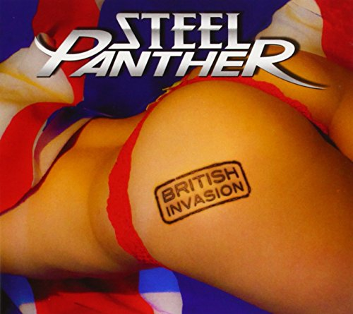 Steel Panther - British Invasion [2 DVDs]