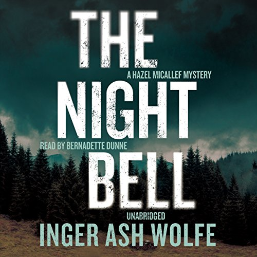 The Night Bell audiobook cover art