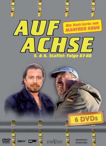 Auf Achse - 5. & 6. Staffel, Folge 67-86 [6 DVDs]