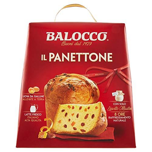 Balocco Panettone Classico, 1000g