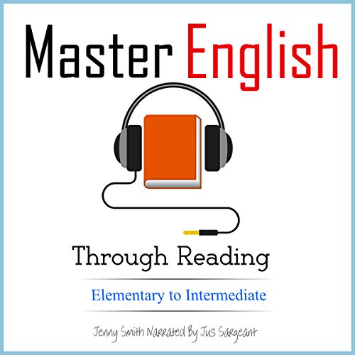 Master English Through Reading. Elementary to Intermediate audiobook cover art