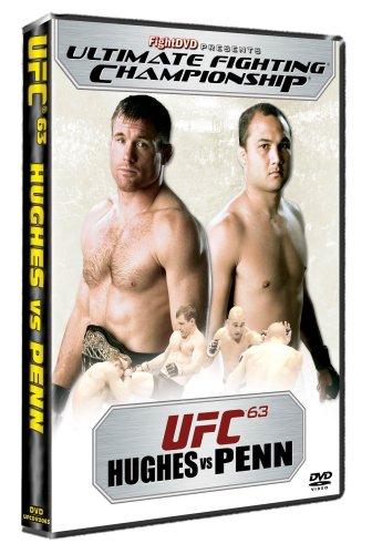 UFC 63 - Matt Hughes vs BJ Penn [Francia] [DVD]