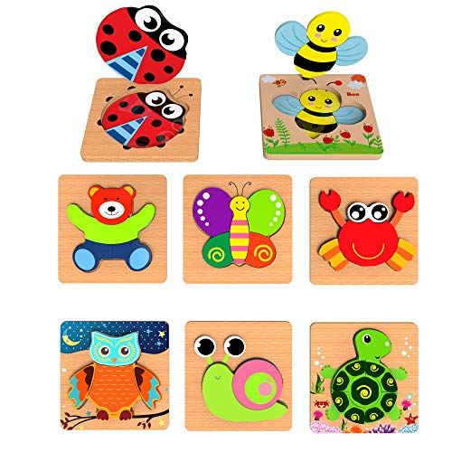 Jigsaw Puzzles for Toddlers Babies with Matching Picture...