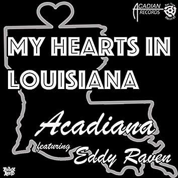 My Heart's in Louisiana (feat. Eddy Raven)