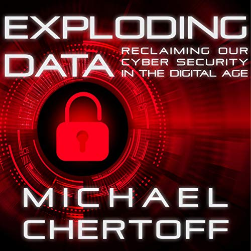 Exploding Data audiobook cover art