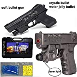 Sky Tech® PUBGS Soft Water Bullets Toys Gun Plastic Safe Gun Weapon Pistol