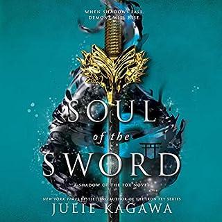 Soul of the Sword     Shadow of the Fox, Book 2              Auteur(s):                                                                                                                                 Julie Kagawa                               Narrateur(s):                                                                                                                                 Brian Nishii,                                                                                        Joy Osmanksi,                                                                                        Emily Woo Zeller                      Durée: 15 h et 43 min     Pas de évaluations     Au global 0,0