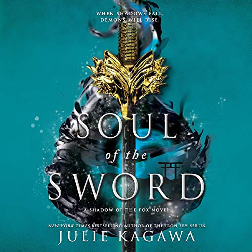 Soul of the Sword     Shadow of the Fox, Book 2              Written by:                                                                                                                                 Julie Kagawa                               Narrated by:                                                                                                                                 Brian Nishii,                                                                                        Joy Osmanksi,                                                                                        Emily Woo Zeller                      Length: 13 hrs and 30 mins     Not rated yet     Overall 0.0