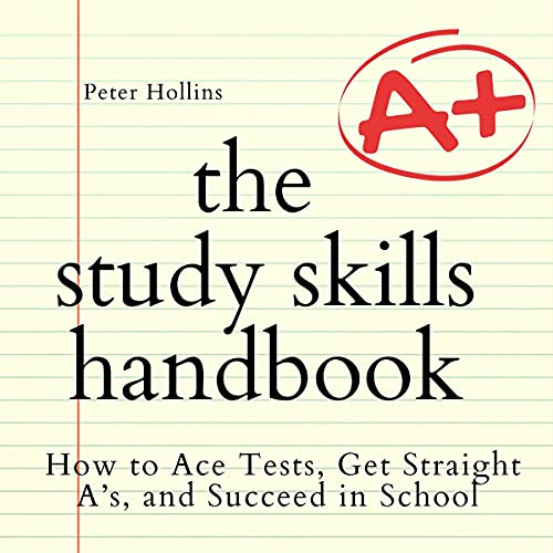 The Study Skills Handbook cover art