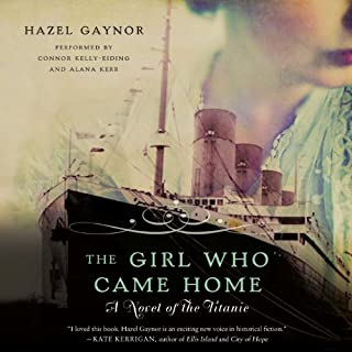 The Girl Who Came Home audiobook cover art