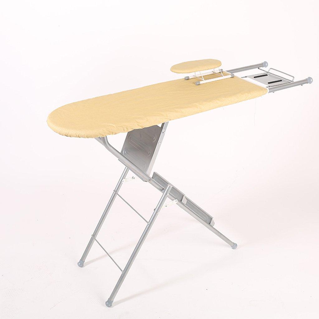 KK- tabla de planchar para el hogar plegado reina de acero de refuerzo tabla de planchar escalera de planchar firmemente: Amazon.es: Hogar