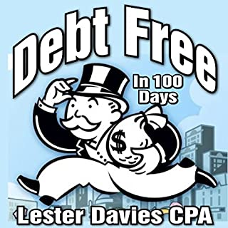 Be Debt Free in Under 100 Days cover art
