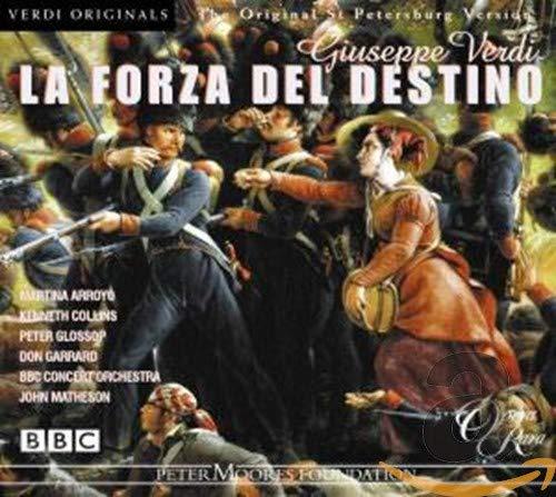 Verdi: La Forza Del Destino [Original St. Petersburg Fassung von 1862]