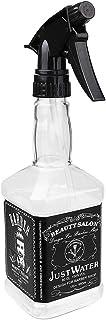 Hair Spray Bottles, 650ML Hairdressing Spray Bottle Salon Barber Hair Tools Water Sprayer (White 650ml)