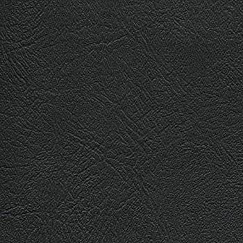 Vinyl Upholstery Fabric Black 54  Wide by The Yard Auto Home Commercial