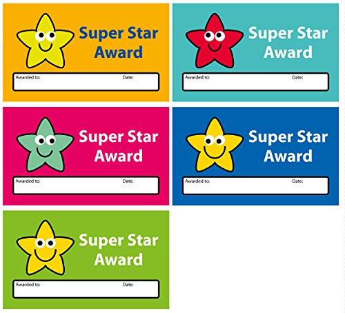 40 'Super Star Award' star 'credit' card rewards- Buy Online in ...