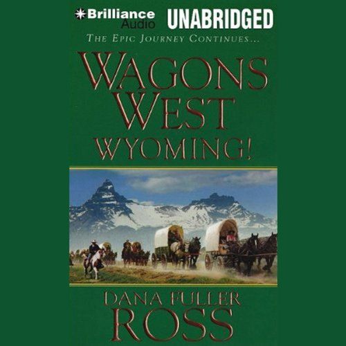 Wagons West Wyoming! cover art