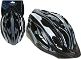 SHINE Unisex Cycling Helmet,Adjustable Lightweight Bicycle Bike Mountain Road for Men and Women (BLACK/GREY...