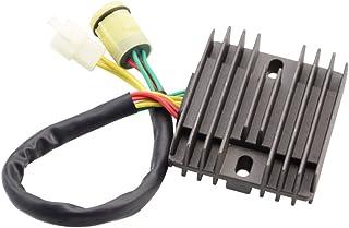 GOOFIT voltaje regulador rectificador para Honda XRV750XRV 750P-Y 1993–2003
