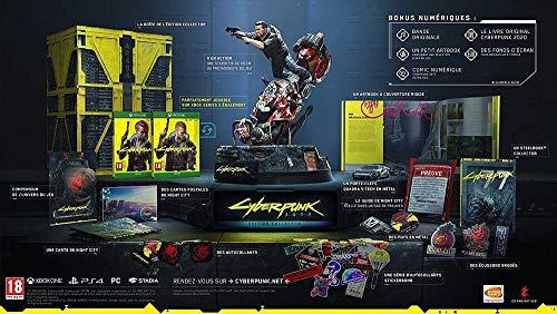 Cyberpunk 2077 Edition Collector - Xbox One [Edizione: Francia]