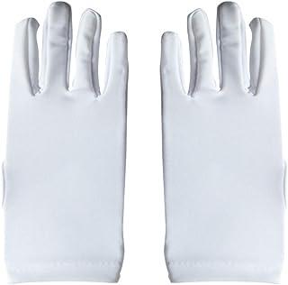 Amazon.es: guantes blancos disfraz niño