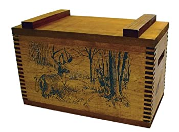 Best ammo box wood Reviews