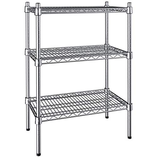 Hirsh Industries 1000 Shelving 30 x 12 x 48-4 Shelf 22540
