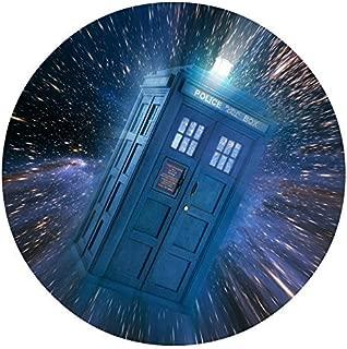 Doctor Who Tardis Phone Booth Police Box Edible Image Photo 8