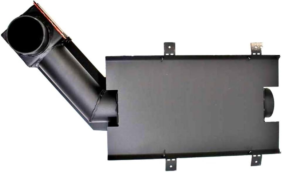 QuadraFire CB1200 Phoenix Mall Top service Vent TPVNT-1 Adapter