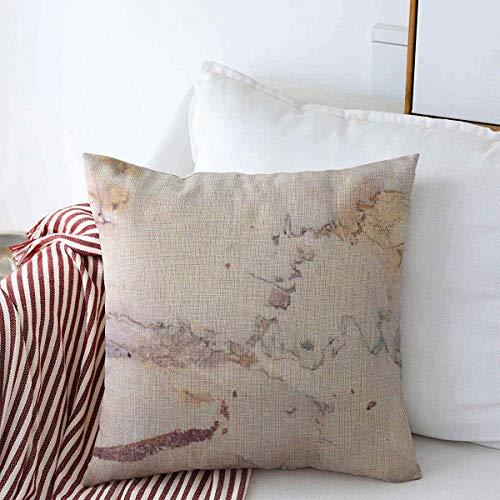 Mengghy Fundas de cojín, para dormitorio, funda de cojín decorativa, tablero de mármol gris, piedra abstracta, rústico, envejecido, diseño antiguo