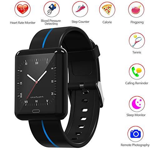 Mengen88 Kleur scherm smart horloge aangepaste wijzerplaat traditionele dynamische tweedehands hartslag monitoring IP67 waterdicht, flip pols helder scherm, ondersteuning meertalige