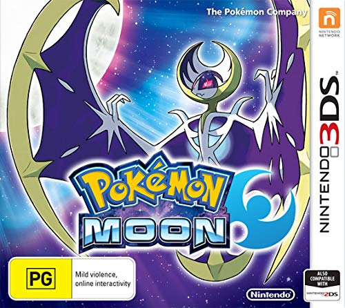 Pokemon Luna (Nintendo 2DS / 3DS)
